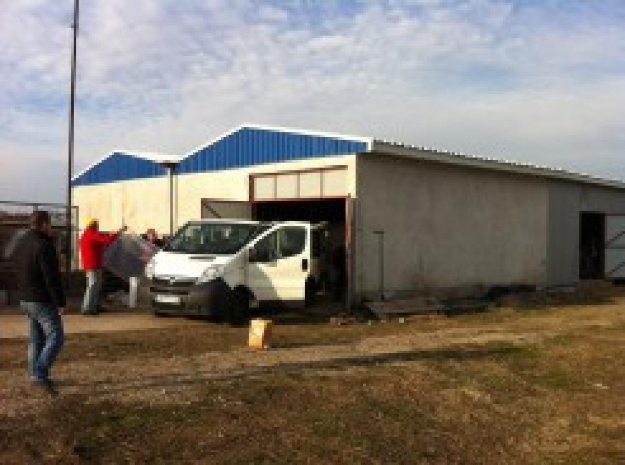 Zdjęcie główne #4 - Wizytacja hodowli współpracującej w Bułgarii