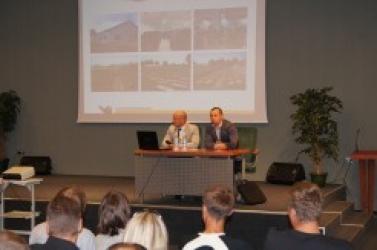 Zdjęcie główne #113 - Wykład PSH na Kongresie Litewskich Hodowców Ślimaka
