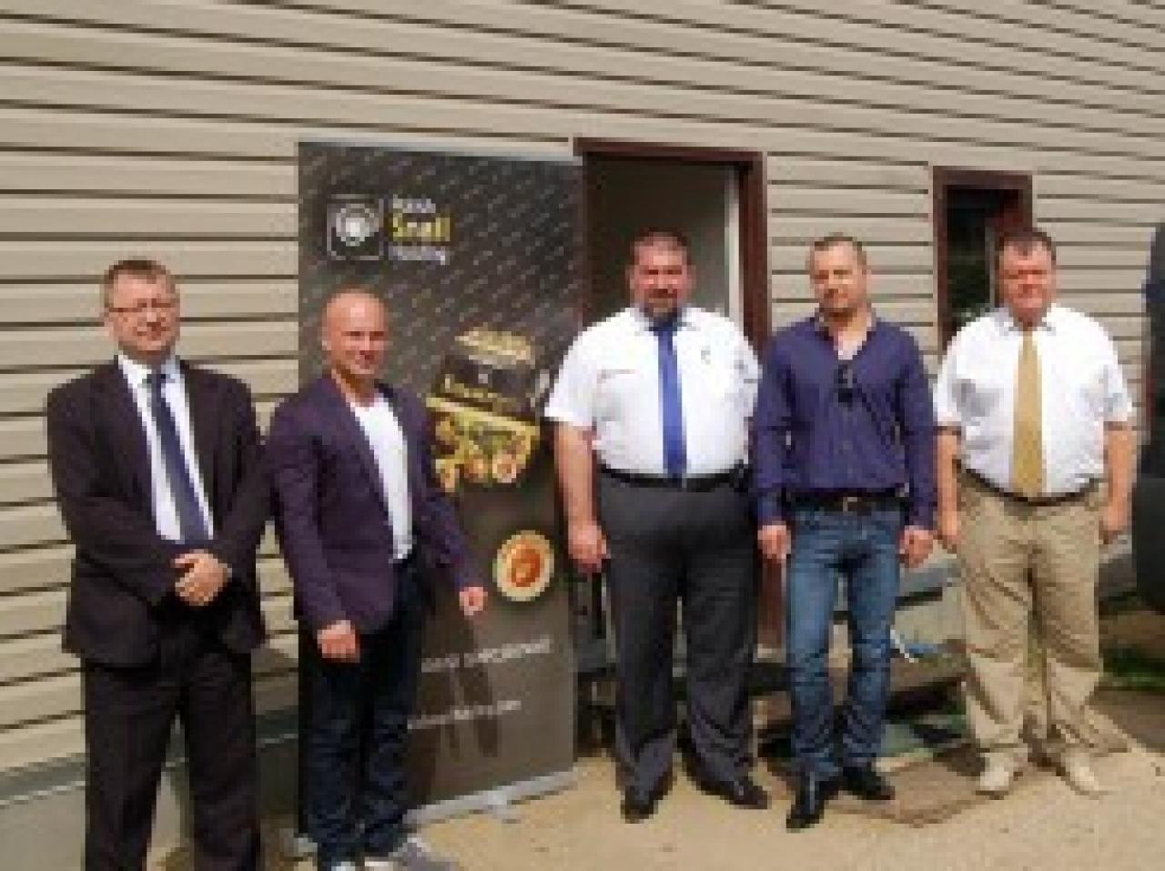 Zdjęcie główne #111 - Wizytacja z Ministerstwa Rolnictwa i Rozwoju Wsi w PSH!!!
