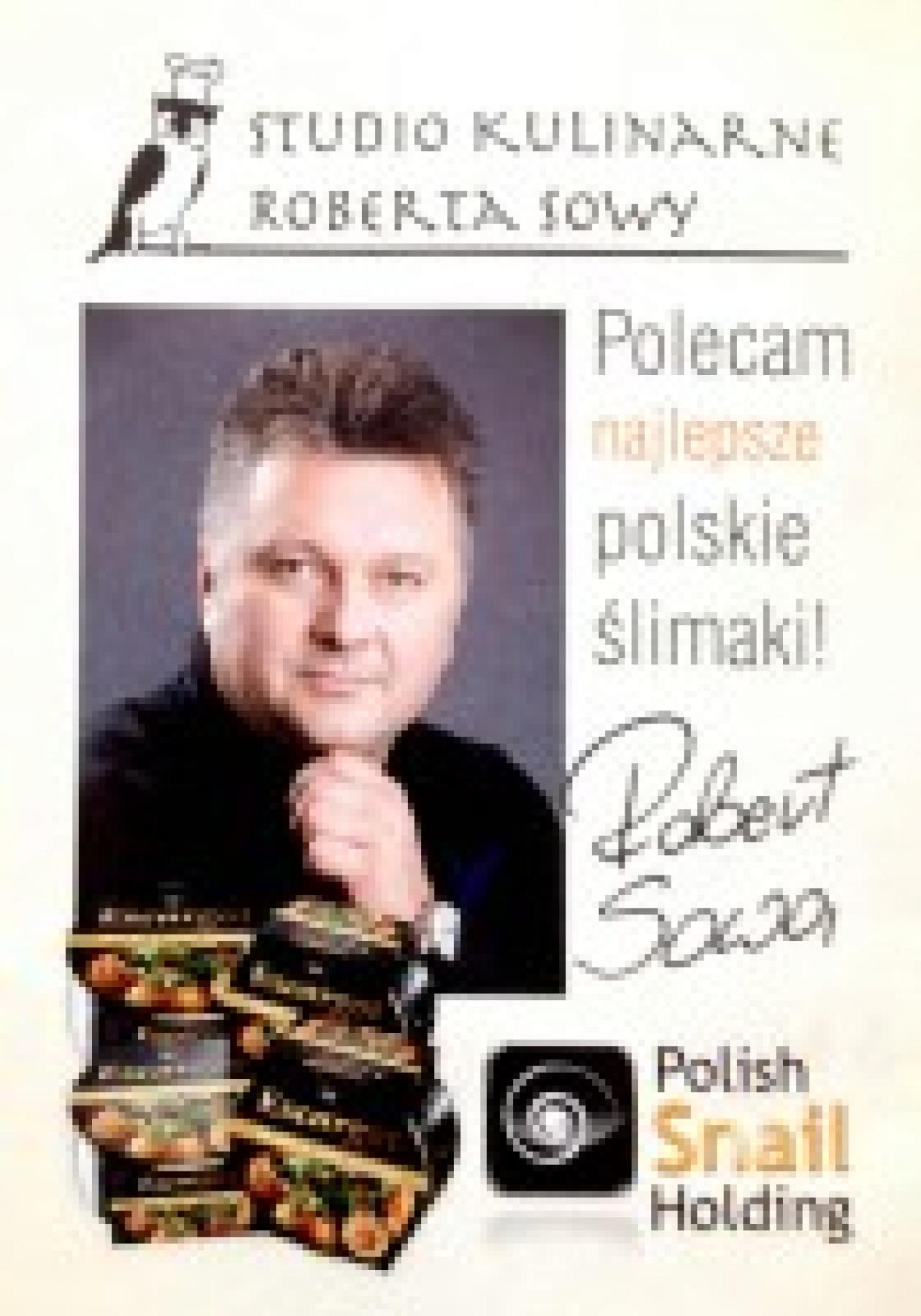 Zdjęcie główne #132 - Przepis na ślimaki a`la Robert Sowa