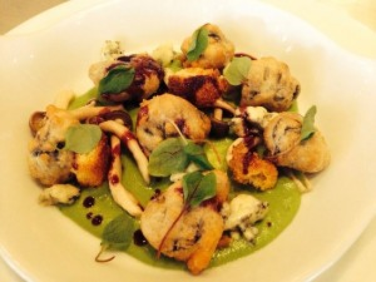 Zdjęcie główne #149 - Ślimaki w tempurze z sosem sojowym