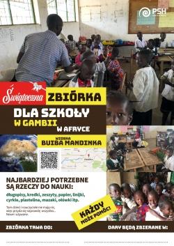 Zdjęcie główne #180 - Dary od uczniów zebrane. Teraz pojadą do dzieci w Gambii