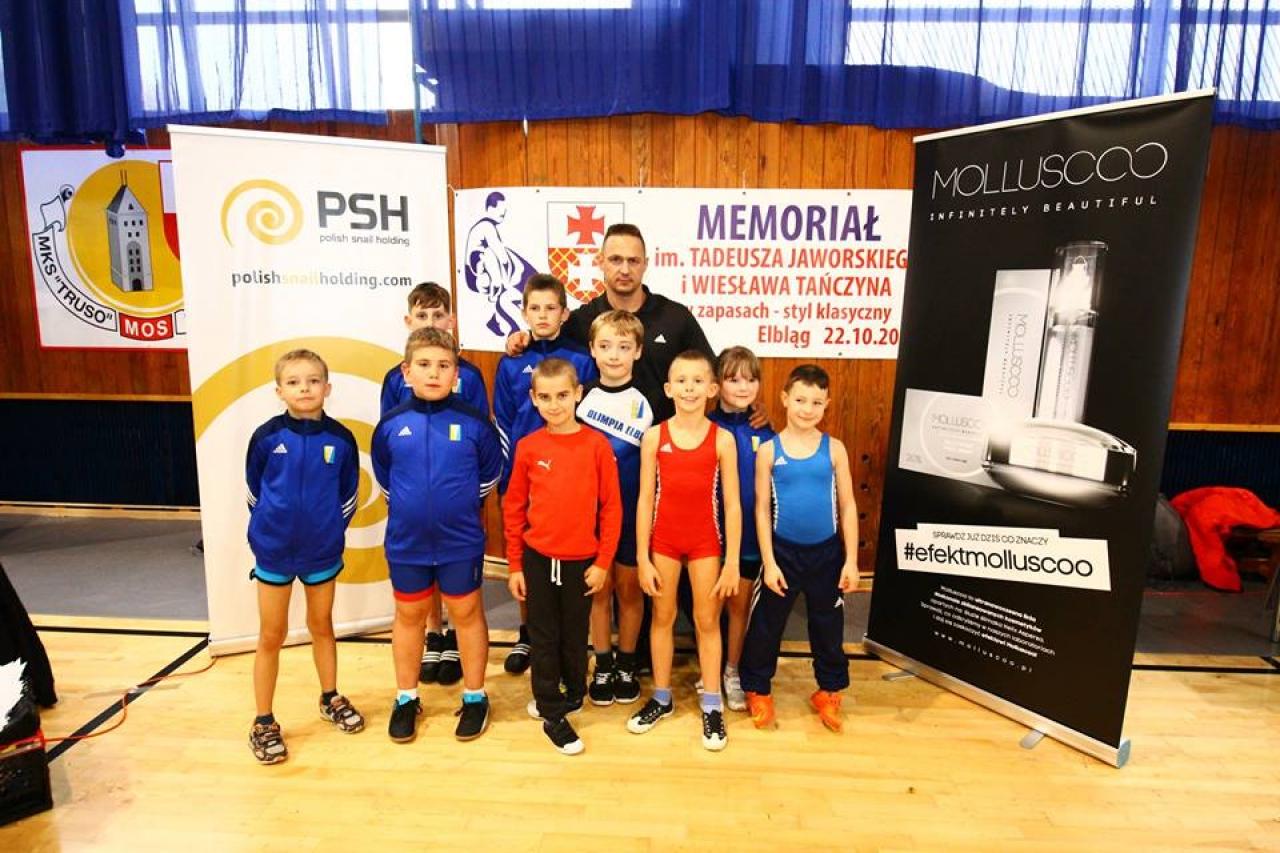 Zdjęcie główne #189 - PSH wspiera młodych sportowców. Współorganizował zawody w zapasach